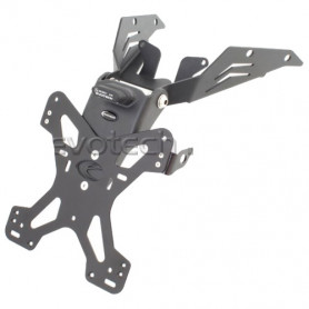 evotech lincese plate holder KTM 690 Duke/R 12-18
