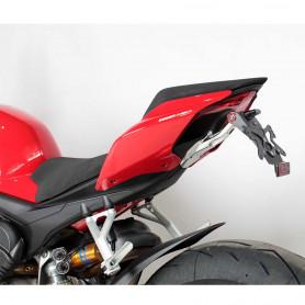 evotech support plate holder Ducati streetfighter V4 S