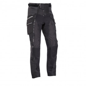 Pantalon touring IXON RAGNAR PT adventure noir anthracite