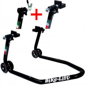 Rear dismountable Stand whit Support by Bike Lift