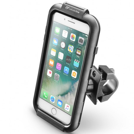 Cellularline Case Holder Iphone 6 7 8 Plus For Motorcycle